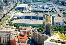Parking Parque de Exposiciones en París : precios y ofertas - Parking de sala de eventos | Onepark