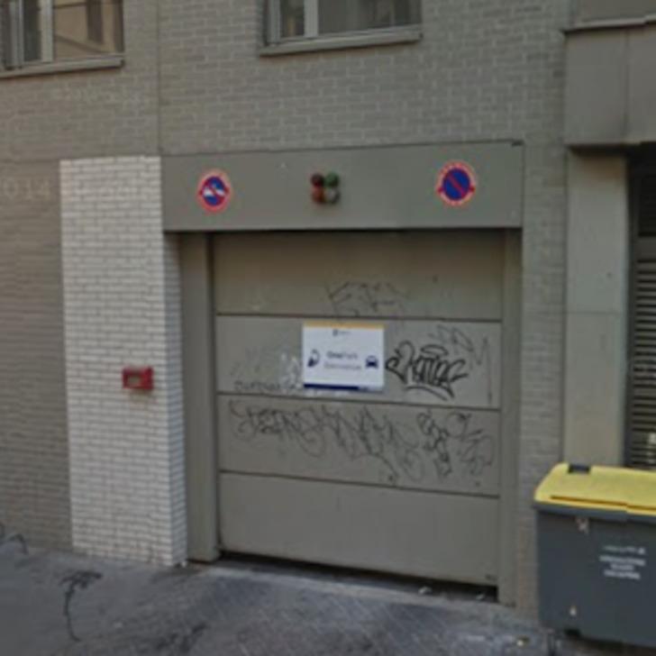 Parcheggio Edificio RUE D'AUBERVILLIERS (Coperto) parcheggio Paris