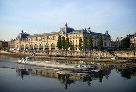 Parking Museo de Orsay en París : precios y ofertas - Parking de museo | Onepark