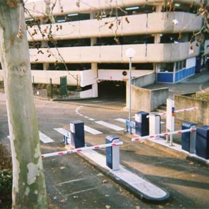 Parking Officiel EFFIA GARE DE CHARTRES (Couvert) CHARTRES