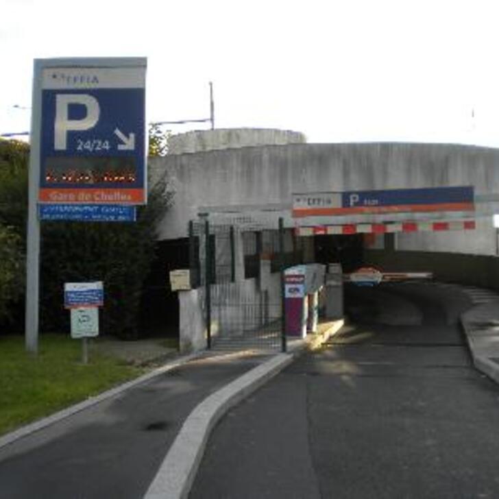 Parcheggio Ufficiale EFFIA GARE DE CHELLES (Coperto) parcheggio CHELLES