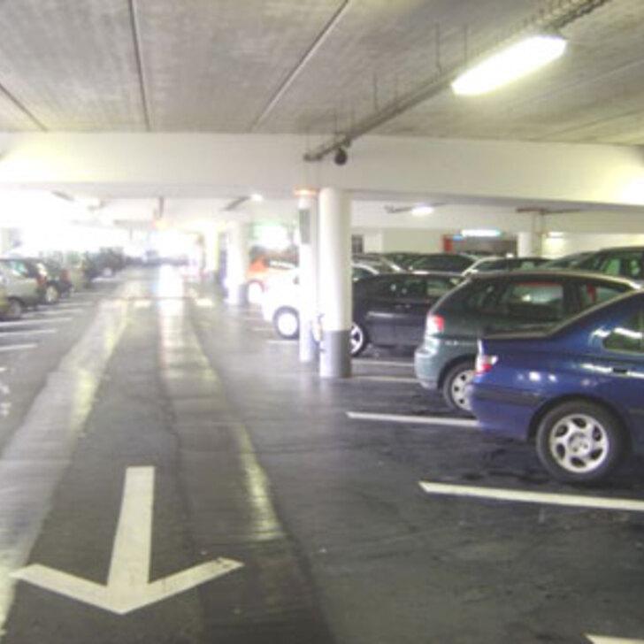 EFFIA GARE DE FONTAINEBLEAU AVON Officiële Parking (Overdekt) Parkeergarage FONTAINEBLEAU
