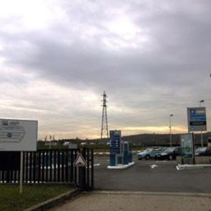 EFFIA GARE DE MÂCON Officiële Parking (Exterieur) Parkeergarage MACON