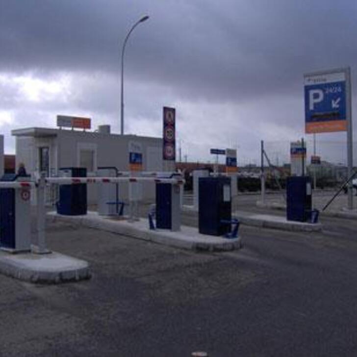 Parking Officiel EFFIA GARE DE THIONVILLE (Extérieur) Thionville