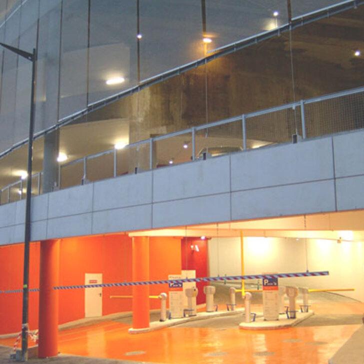 EFFIA GARE DE SAINT-ÉTIENNE CHATEAUCREUX Official Car Park (External) SAINT-ETIENNE