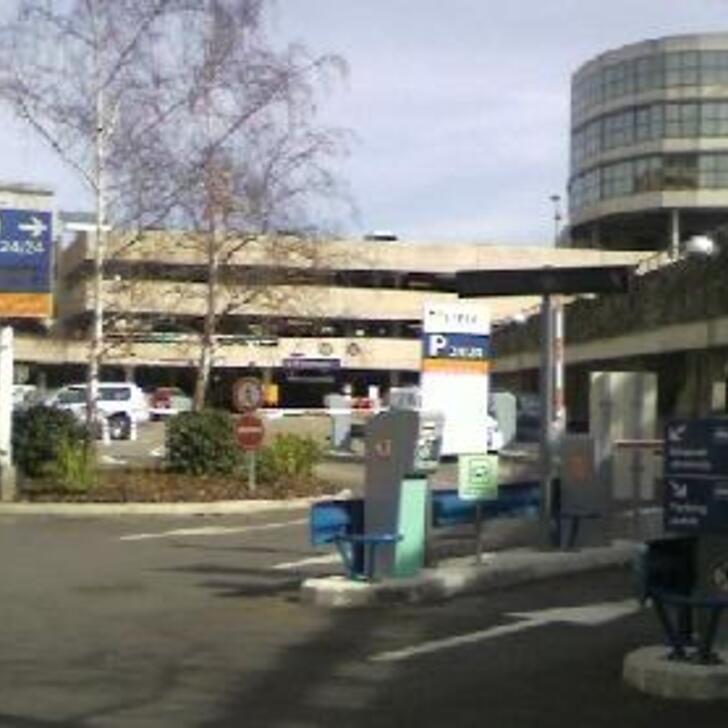 Parking Officiel EFFIA GARE DE VIENNE (Couvert) VIENNE