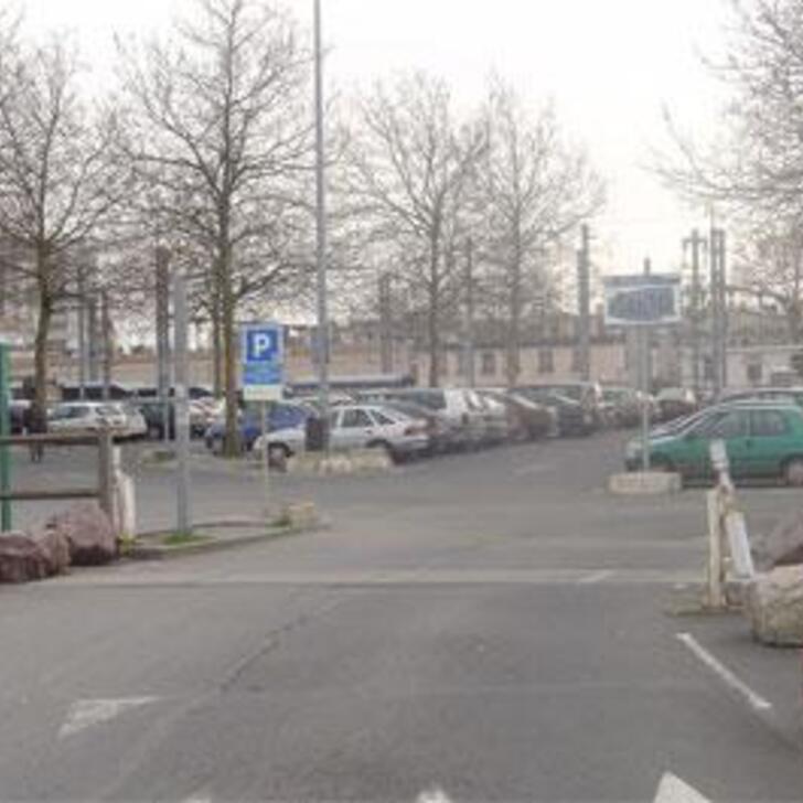 Offiziell Parkhaus EFFIA GARE DE CAEN (Extern) Parkhaus CAEN