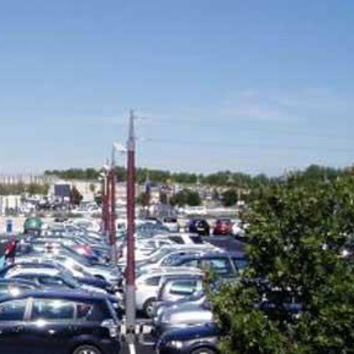 EFFIA PARC RELAIS MARCEL PAGNOL Officiële Parking (Exterieur) BOUSSY SAINT ANTOINE
