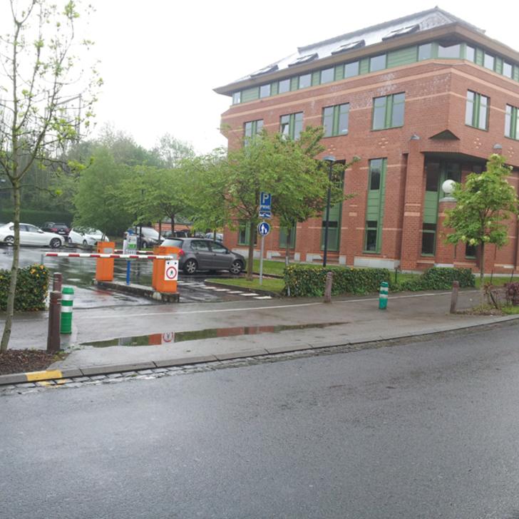 Öffentliches Parkhaus BEPARK GARE OTTIGNIES (Überdacht) Parkhaus Bruxelles