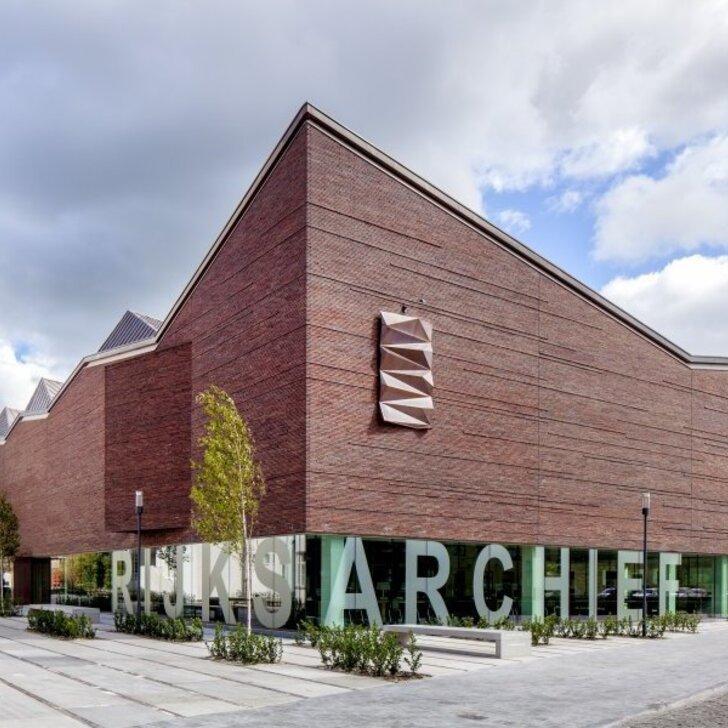 Öffentliches Parkhaus BEPARK BRUGES CENTRE - ALFA PARK (Überdacht) Brugge
