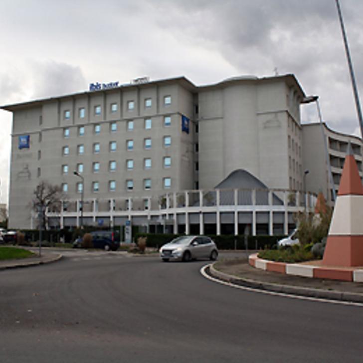 IBIS BUDGET LYON VILLEURBANNE Hotel Parking (Overdekt) Parkeergarage Villeurbanne