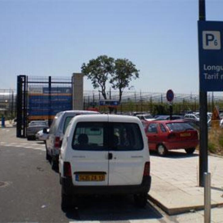Parcheggio Ufficiale EFFIA GARE D'AVIGNON TGV P6 (Esterno) parcheggio Avignon