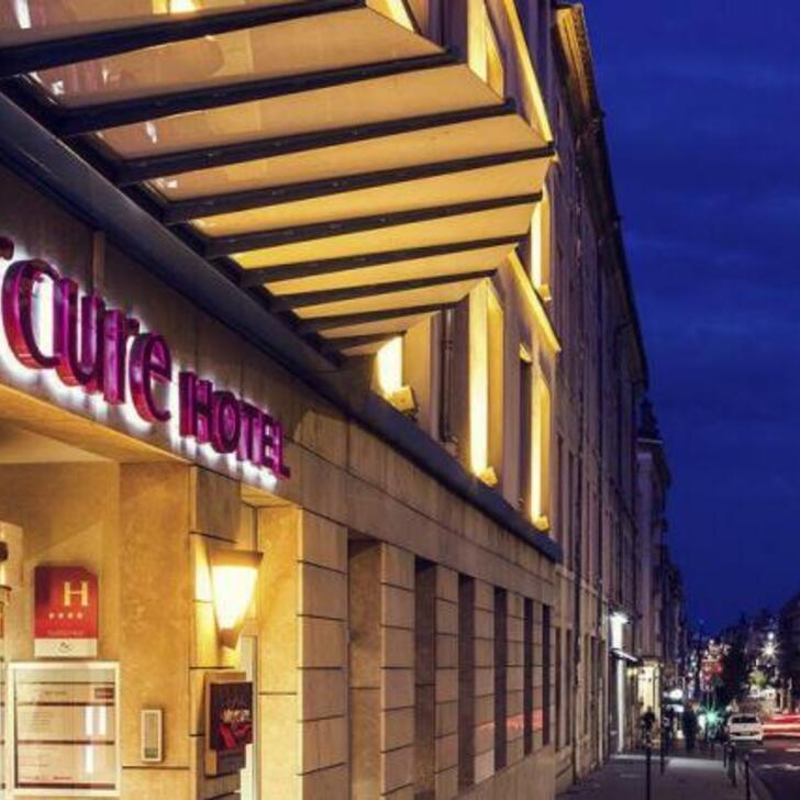 MERCURE NANCY CENTRE PLACE STANISLAS Hotel Parking (Overdekt) Parkeergarage Nancy