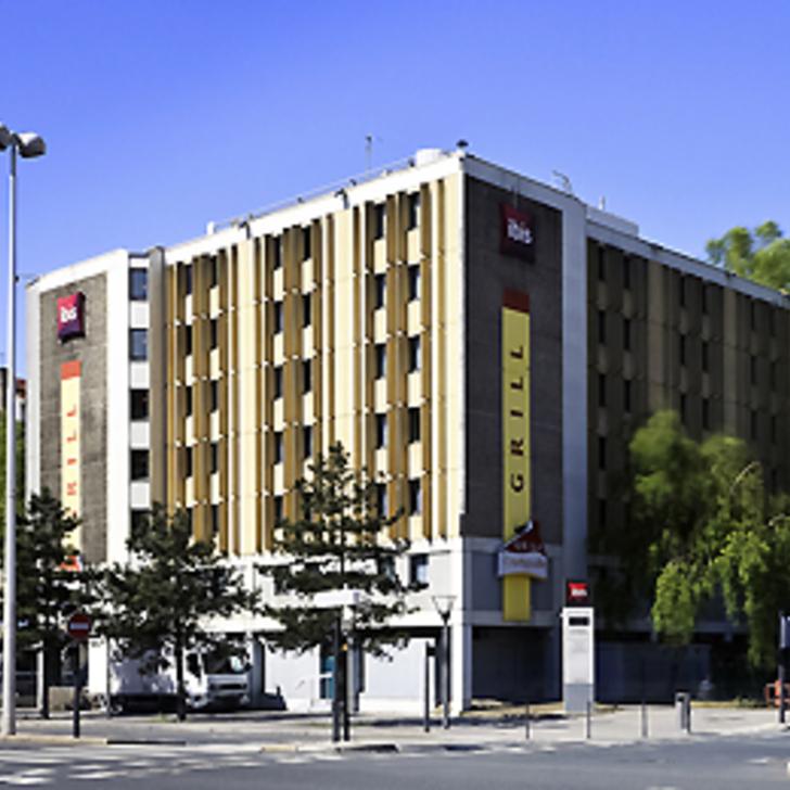 Parking Hotel IBIS LYON GARE LA PART-DIEU (Cubierto) Lyon
