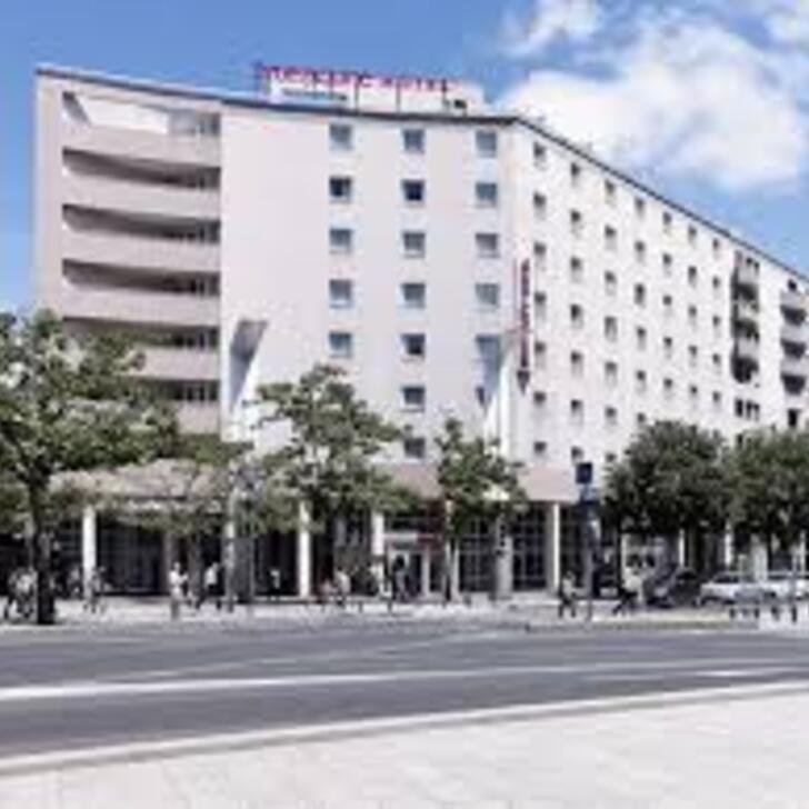 Parking Hotel MERCURE LYON CENTRE CHARPENNES (Cubierto) Villeurbanne