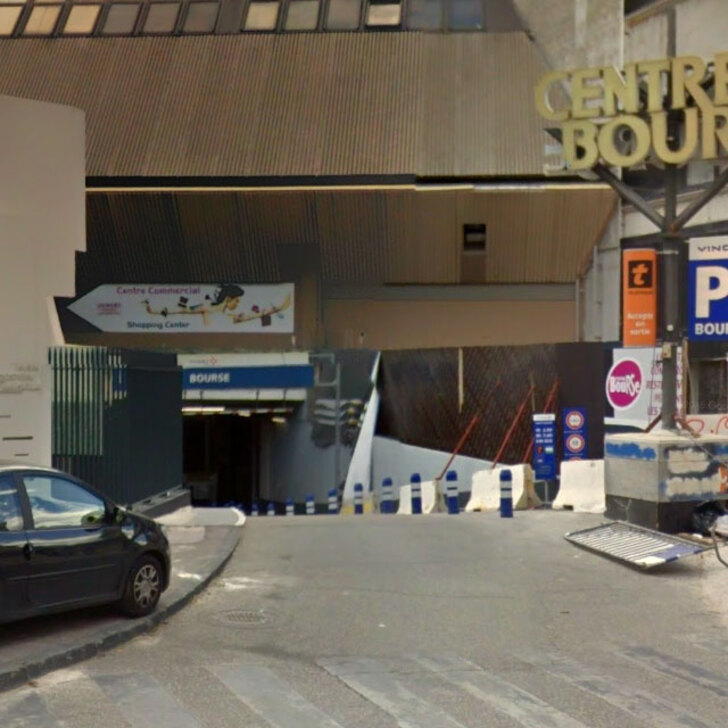 Hotel Parkhaus MERCURE MARSEILLE CENTRE VIEUX-PORT (Überdacht) Marseille