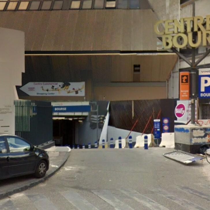 MERCURE MARSEILLE CENTRE VIEUX-PORT Hotel Car Park (Covered) car park Marseille