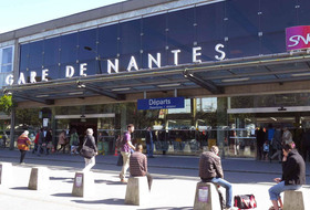Parkhaus Bahnhof von Nantes : Preise und Angebote - Parken am Bahnhof | Onepark