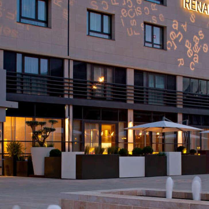 Parque de estacionamento Parking Hôtel RENAISSANCE AIX-EN-PROVENCE HOTEL (Couvert) Aix-en-Provence