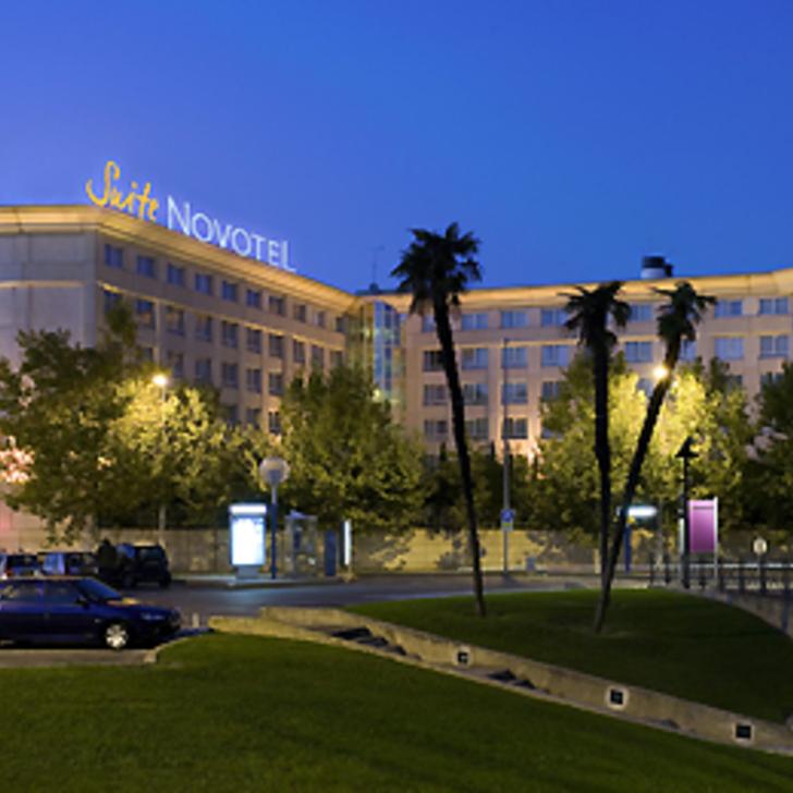 Parque de estacionamento Parking Hôtel NOVOTEL SUITES MONTPELLIER (Couvert) Montpellier