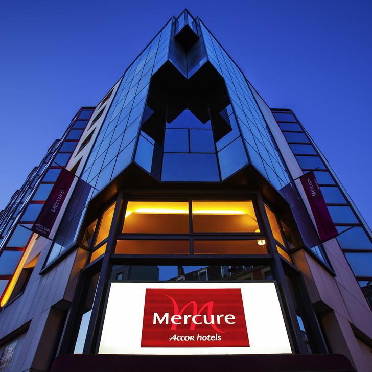 Parcheggio Hotel MERCURE STRASBOURG CENTRE (Coperto) parcheggio Strasbourg