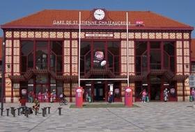 Parkhaus Bahnhof St-Étienne Châteaucreux : Preise und Angebote - Parken am Bahnhof | Onepark