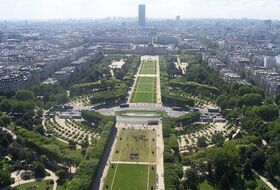 Champ de Mars car park in Paris: prices and subscriptions - Touristic place car park | Onepark