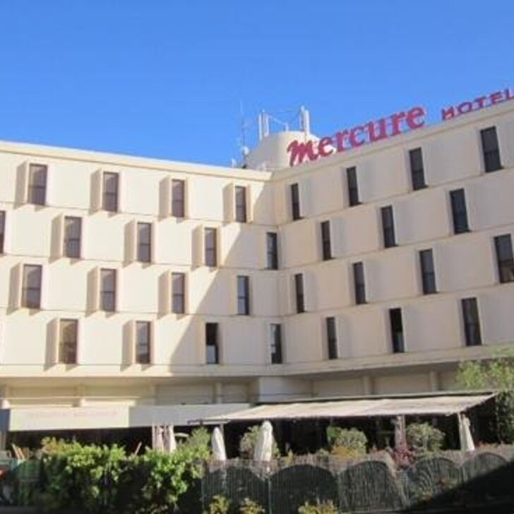 MERCURE MONTPELLIER CENTRE COMÉDIE Hotel Parking (Overdekt) Parkeergarage Montpellier