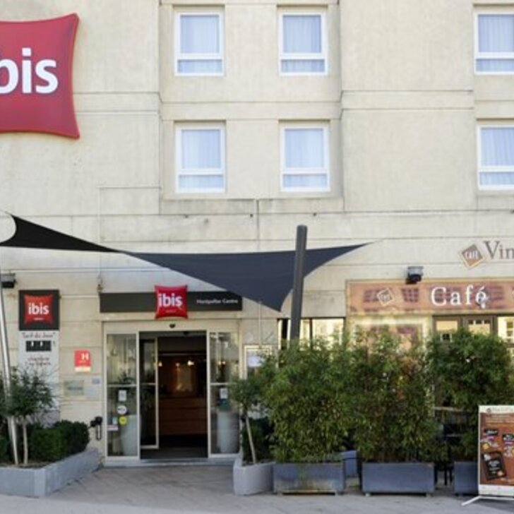 Parking Hotel IBIS MONTPELLIER CENTRE COMÉDIE (Cubierto) Montpellier