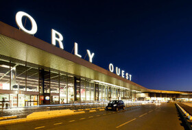 Paris Orly Airport car park in Paris: prices and subscriptions - Airport car park | Onepark