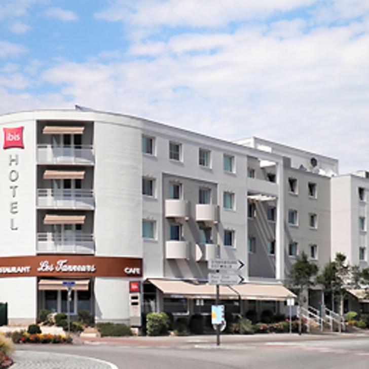 Hotel Parkhaus IBIS STRASBOURG AÉROPORT LE ZÉNITH (Überdacht) Lingolsheim