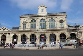 Lille Flandres Station car park: prices and subscriptions - Station car park | Onepark