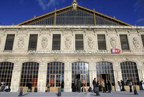 Parcheggio Stazione di St. Charles a Marsiglia: prezzi e abbonamenti - Parcheggio di stazione | Onepark
