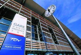 Aix TGV station car park: prices and subscriptions - Station car park | Onepark
