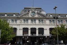 Toulouse Matabiau Station car park: prices and subscriptions - Station car park | Onepark