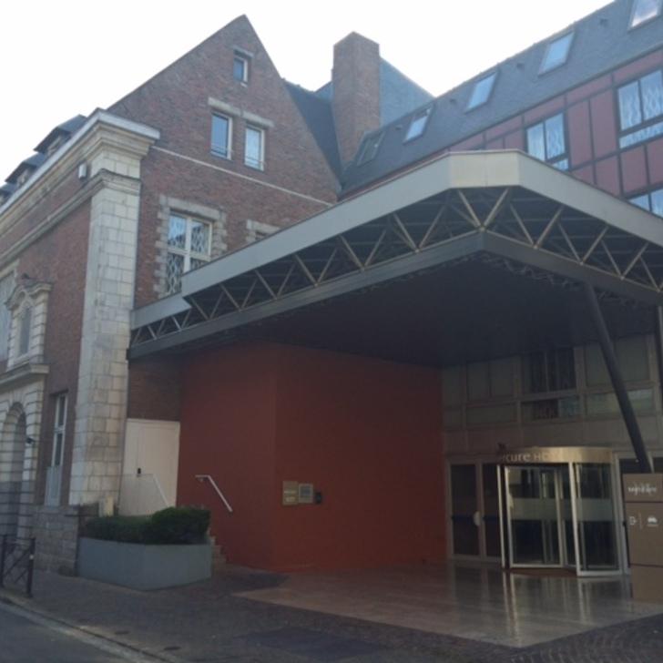 Parking Hotel MERCURE LILLE CENTRE VIEUX-LILLE (Cubierto) Lille