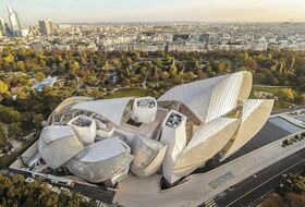 Louis Vuitton Foundation car park in Paris: prices and subscriptions - Touristic place car park | Onepark
