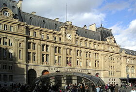 Gare Saint Lazare Station car park in Paris: prices and subscriptions - Station car park | Onepark