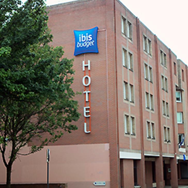 Parcheggio Hotel IBIS BUDGET LILLE CENTRE (Coperto) parcheggio Lille