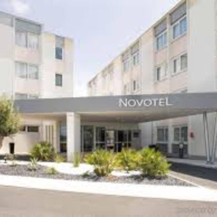 NOVOTEL BORDEAUX LAC Hotel Car Park (External) Bordeaux