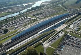 Parcheggio Stazione ferroviaria TGV di Avignone: prezzi e abbonamenti - Parcheggio di stazione | Onepark