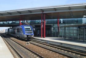 Parking Estación de Valence TGV : precios y ofertas - Parking de estación   Onepark
