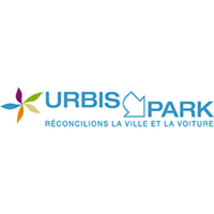 Öffentliches Parkhaus URBIS PARK THÉÂTRE - COMÉDIE (Überdacht) Metz