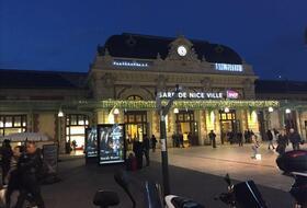Parkhaus Bahnhof von Nizza : Preise und Angebote - Parken am Bahnhof | Onepark