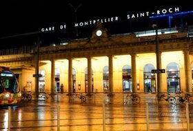 Parking Montpellier - estación de Saint-Roch : precios y ofertas - Parking de estación | Onepark