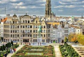 Parkhaus Brüsseler Zentrum in Brüssel : Preise und Angebote - Parken im Stadtzentrum | Onepark