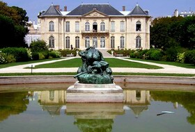 Rodin Museum car park in Paris: prices and subscriptions - Museum car park | Onepark