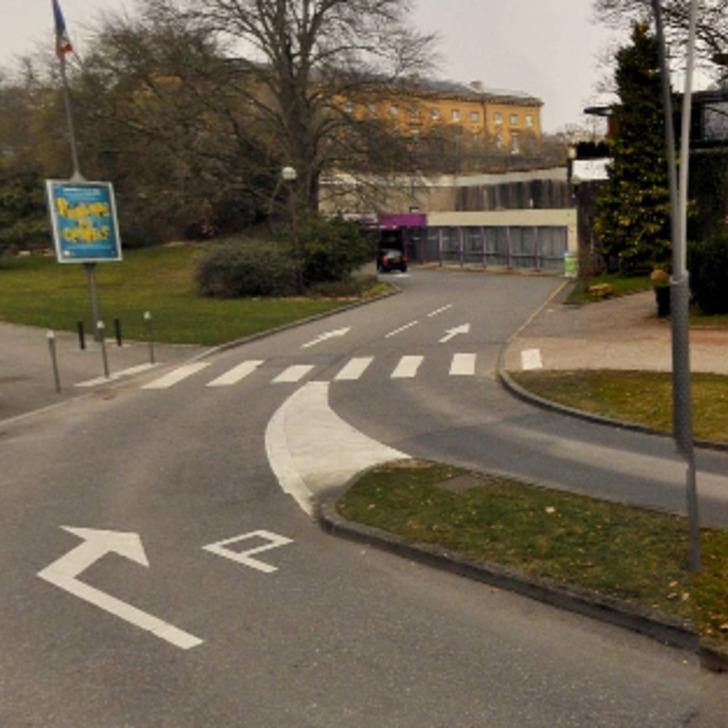 URBIS PARK RÉPUBLIQUE Openbare Parking (Overdekt) Parkeergarage Metz