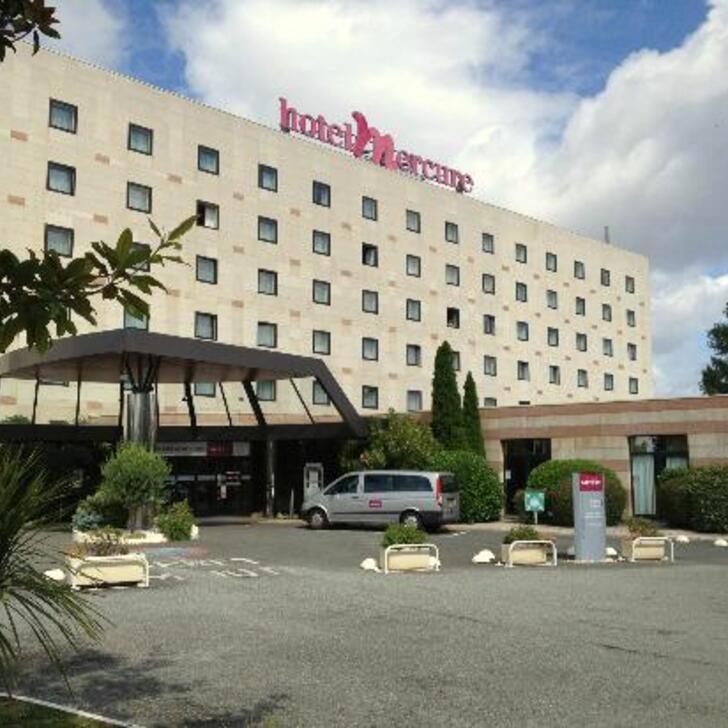 Hotel Parkhaus MERCURE BORDEAUX AÉROPORT (Extern) Mérignac