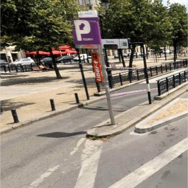 parking p blico urbis park tourny cubierto en bordeaux plaza de parking en bordeaux onepark. Black Bedroom Furniture Sets. Home Design Ideas